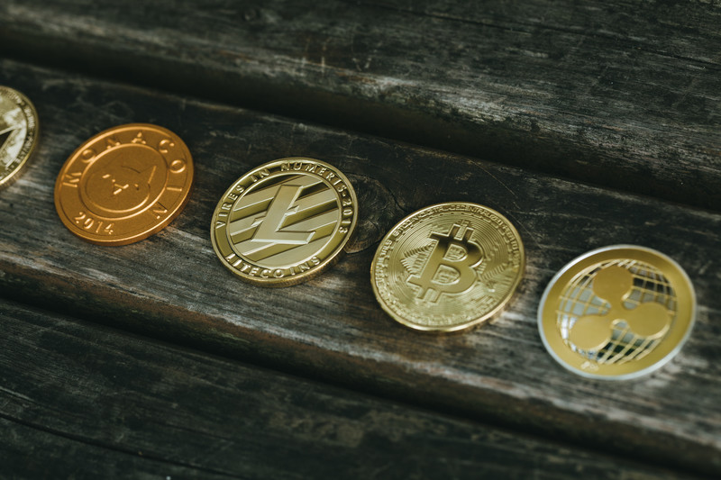 仮想通貨の種類