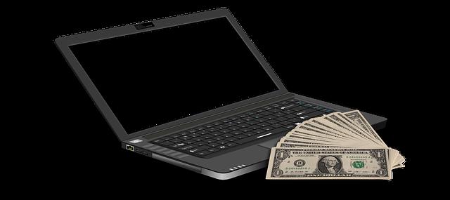 PCとお金